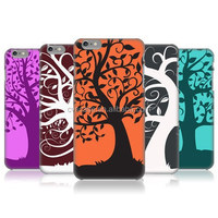 SWIRLY TREES /Design Phone Back Cover Fashion New Product