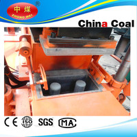 China coal group 2015 hot seling automatic hydraulic lego brick euipment for small business at home