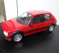 1/18 scale resin model car