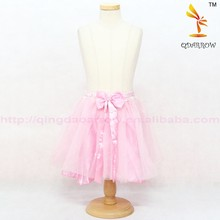 2015 New Fashion Cheap Tutu Skirt Girls Mini Dance Tutu Casual Skirta For Kids