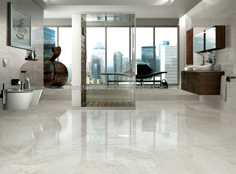 Types Of Marble Look Polished Glazed Porcelain Tile With