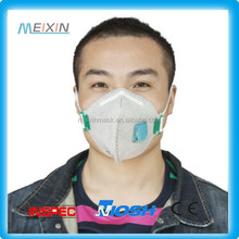 Comfortable protective dust mask FFP1 PM2.5 types of industrial safety mask