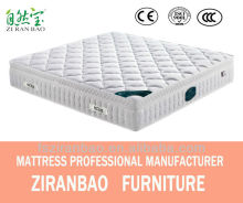 rollable compressed aloe vera memory foam mattress