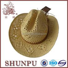 free crochet hen party cowboy hat paper plain