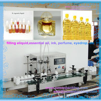 automatic glass bottle / pet bottle filling machine for small factory