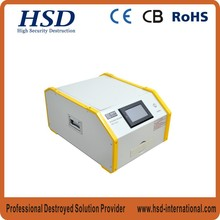 Latest designed high capacity hdd degausser