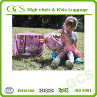 Lastest 3D Shape Kids Cheap Suitcase Set, Lightweight Hand Luggage Case + Matched Backpack with Plush Animal Ears