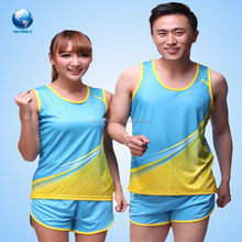 OEM unisex custom running shorts/wholesale running wear/ unisex running shirts /athletic apparel manufacturers BW-RN002