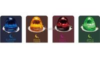 Wine Jelly Fruit Jelly Soft Candy Pudding Cup Jelly Bird Apple/Mint/Buleberry/Grape