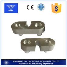 Golda-017 Anodizing cnc milling machine precision custom machining