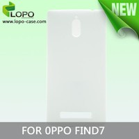 3D case for Oppo find 7 for sublimation printing