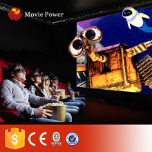 Hot sale products in IAAPA Show cinema chairs 4d 5d cinema 6d theater hot sale in india