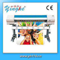 Factory supply discount price 1.6m printer with Outdoor Coated Paper