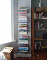 Job lots invisible book shelf