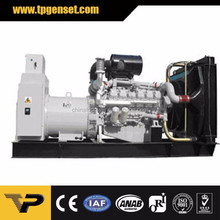 Open type Three Phase new design 50HZ Standby Power 2mw Diesel Generator Powered by Perkins For Construction