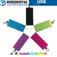 Optional color Exquisite grade a chips USB flash stick in hot sale
