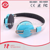 super bass wireless phone stereo bluetooth headphone for child