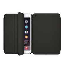 Business Style 3-folding Smart Leather Case for iPad Mini 3