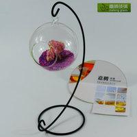 clear stemless cracked wine glass pilsner vase