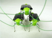 Aliexpress Wholesale Solar grasshopper toys/solar bugs toy/solar rocking toy