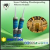 Strong decorative effect ceramic adhesive sealant for Natural stone