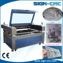 SIGN 1390 seperate style laser engraver machine / laser stone engraving machine / cnc laser cutter