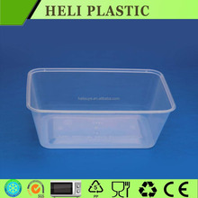 Factory direct supply plastic Food Packed Lunch Container Sandwich Box