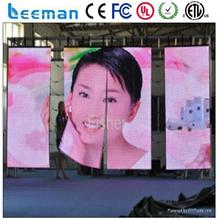 stage backdrop led p10 led video wall led mesh video screen