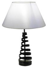 Table Lamp of Silk Dance - Iron