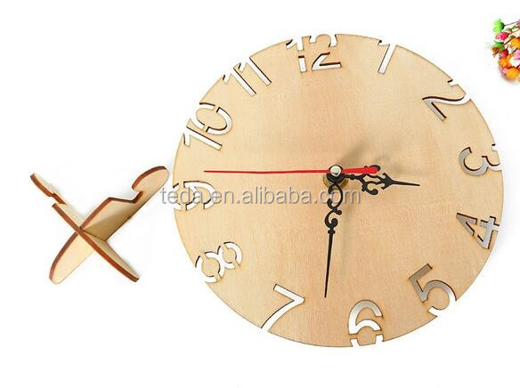 best selling creatively designed wall clock  (2)