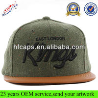 New Style Snapback Caps Cheap Flat Caps Cool 3D Embroidery Customize Flat Bill Snapback Wholesale