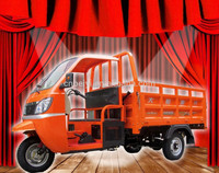 2015 Popular Three wheel motorcycle Cargo tricycle 250cc air cooled engines with cheap price