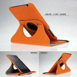 Stand 360 Rotation Leather Covers For Ipad Mini