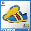 2015 china supplier best selling blue flat walking shoe children sport shoe