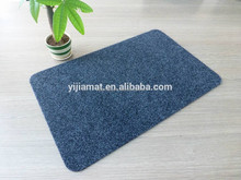 TPR back Thicker nonwoven plain velour Door mat
