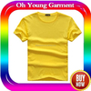 China cheap t shirt factory 95% cotton 5% elastane t shirt promotional t shirt for your design latest design clothes for men