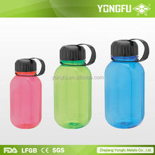 Plastic infuser water bottle
