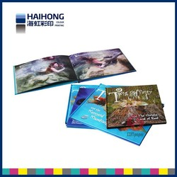 Professional Printing Book, Hardcover Photo Book Printing - OEM Plant