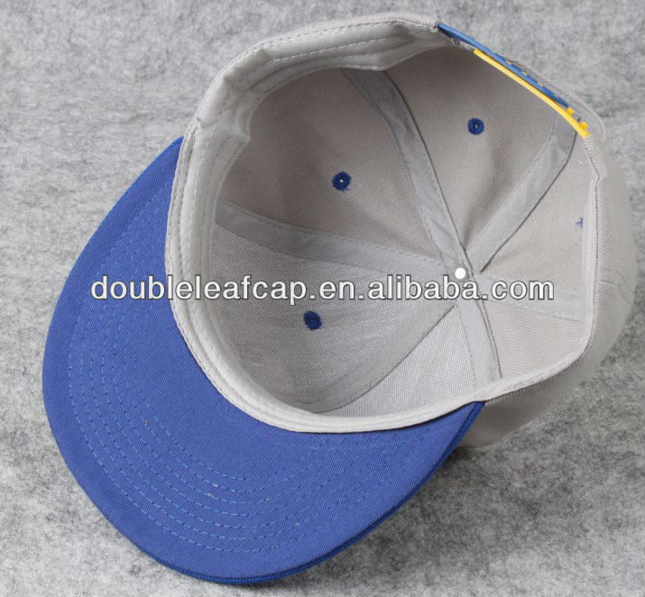 2015 Wholesale hot sell factory price embroider acrylic custom snapback hats