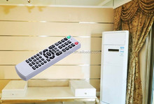 2015 new universal remote control for hotels