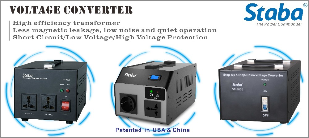 source at series auto 110v to 220v voltage converter 1000w o