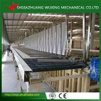 Stainless steel materials gypsum board ceiling design(CE)