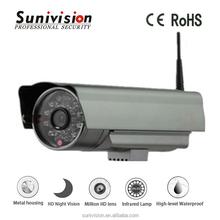 Sony 600TVL CCTV Outdoor waterproof IP Camera car plate recognition ip camera