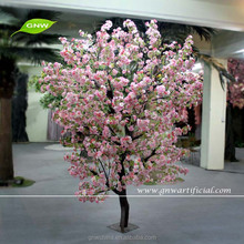 BLS024 GNW Decorative Metal Trees for Weddings Pink Cherry Tree Artificail Trees