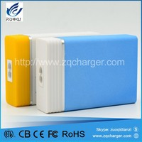 Universal mobile phone battery charger