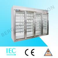 Remote compressor refrigerator for beverage