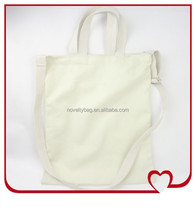 Factory price Blank Canvas Tote Bag.