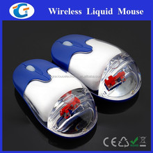 Computer accessories factory price usb optical liquid mouse for promotion