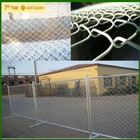 Powder/Vinyl Coated Black Chain Link Fence Wholesale,diamond wire mesh fence