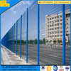 Build PVC Coated welded curved fence